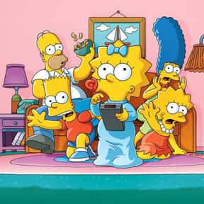 The Simpsons is listed (or ranked) 4 on the list The Best Current Animated Series