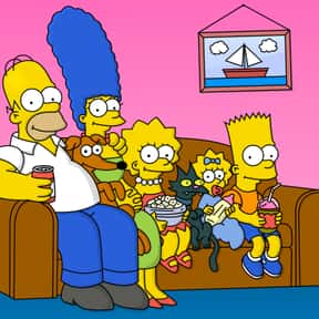 The Simpsons is listed (or ranked) 9 on the list The Greatest Animated Series Ever Made