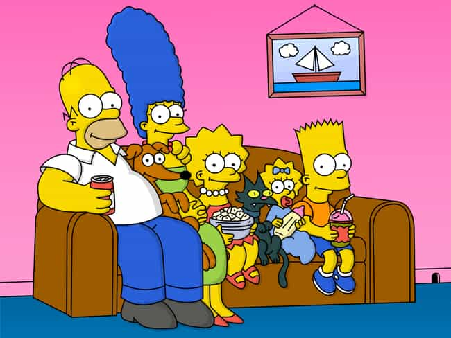 The Simpsons is listed (or ranked) 2 on the list What to Watch If You Love 'South Park'