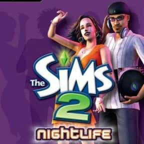 The Sims 2: Nightlife is listed (or ranked) 10 on the list The Best Life Simulation Games of All Time