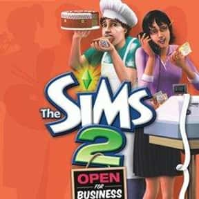 The Sims 2: Open for Business is listed (or ranked) 9 on the list The Best Life Simulation Games of All Time