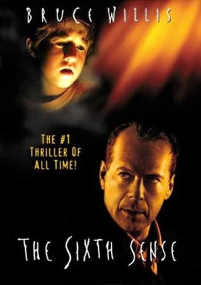 The Sixth Sense is listed (or ranked) 2 on the list The Greatest Suspense Movies