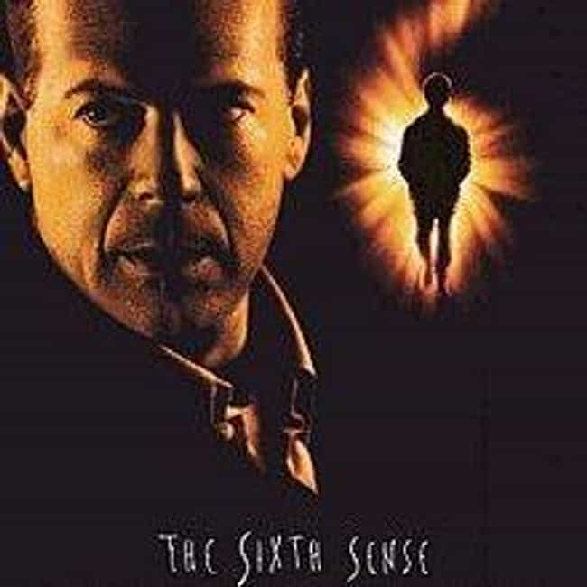 The Sixth Sense is listed (or ranked) 1 on the list The Greatest Suspense Movies