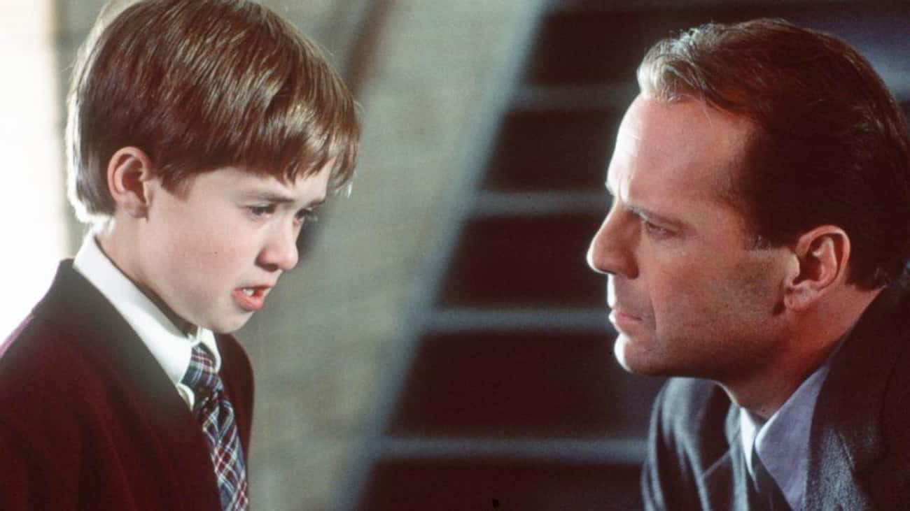 The Sixth Sense is listed (or ranked) 2 on the list Great Films That Get Away With Not Explaining Things