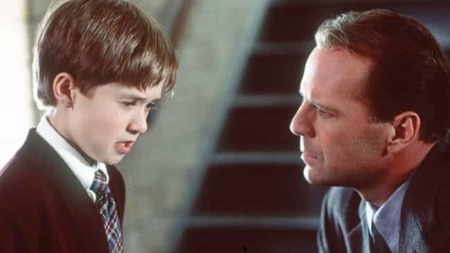 The Sixth Sense is listed (or ranked) 3 on the list Great Films That Get Away With Not Explaining Things