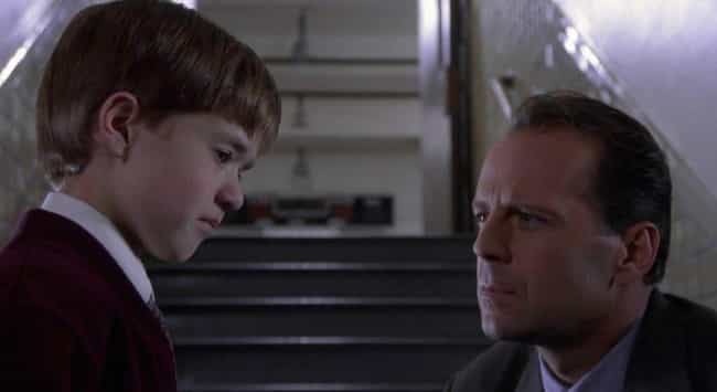 The Sixth Sense is listed (or ranked) 3 on the list Pretty Good Movies You Haven't Seen Since Childhood You Can Catch On Netflix Right Now