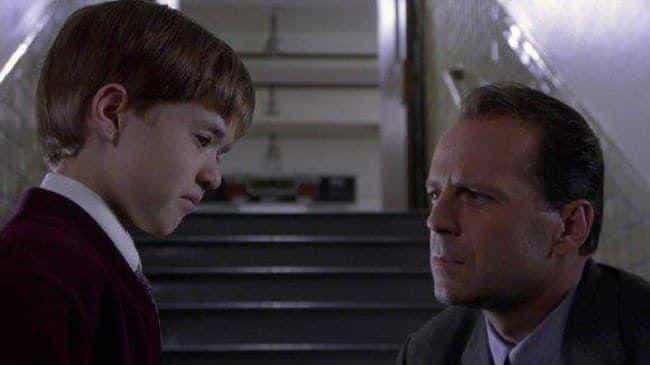 The Sixth Sense is listed (or ranked) 2 on the list Acclaimed Horror Movies That Got Away With Not Explaining Major Things
