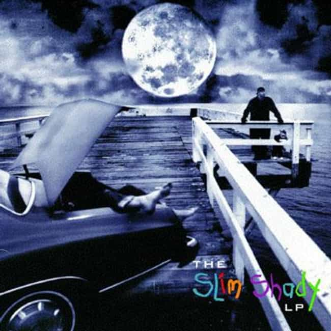 The Slim Shady LP is listed (or ranked) 3 on the list The Best Eminem Albums of All Time