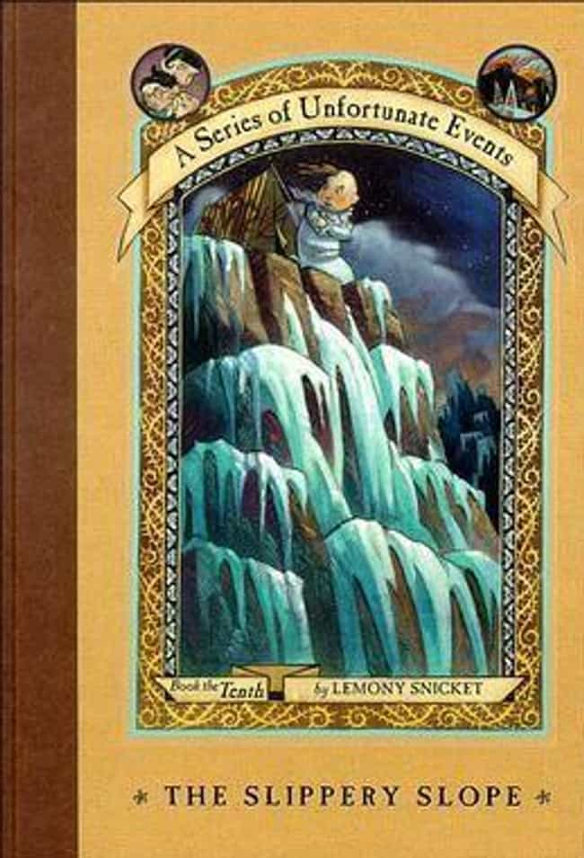The Slippery Slope is listed (or ranked) 4 on the list All the Lemony Snicket Books, Ranked Best to Worst