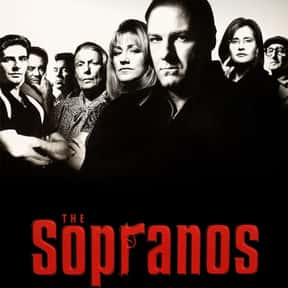 The Sopranos is listed (or ranked) 2 on the list The TV Shows with the Best Writing