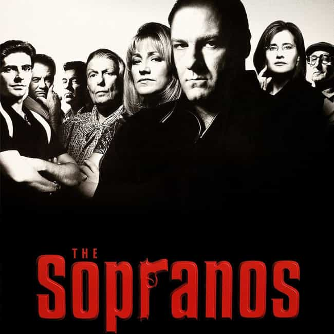 The Sopranos is listed (or ranked) 3 on the list The Best Shows & Movies About Gangsters & the Mafia