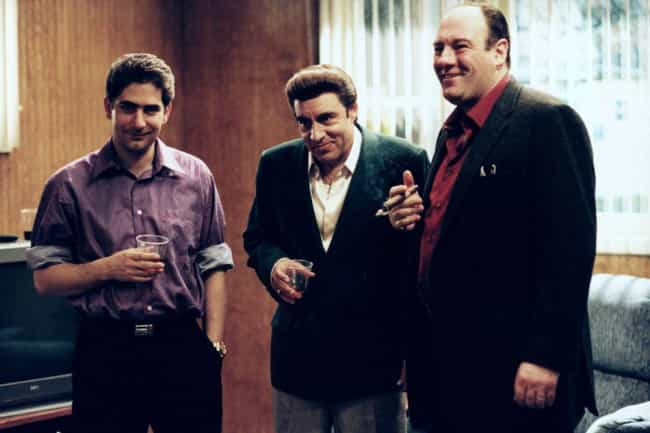 The Sopranos is listed (or ranked) 1 on the list What to Watch if You Love Breaking Bad