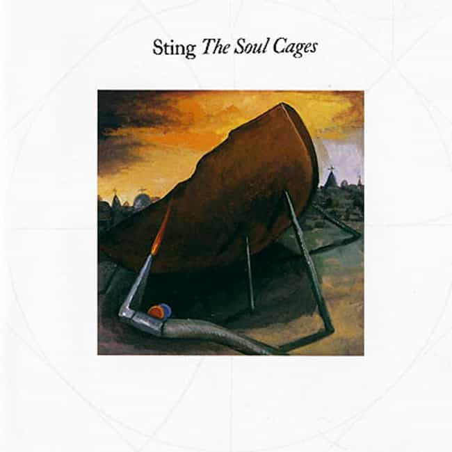 The Soul Cages is listed (or ranked) 4 on the list The Best Sting Albums of All Time