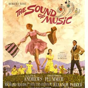 The Sound of Music is listed (or ranked) 27 on the list AFI's Top 100 Love Story Movies