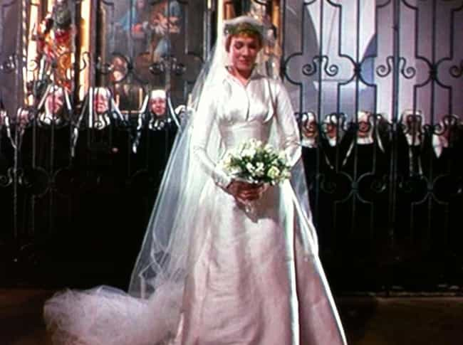 The Sound of Music is listed (or ranked) 4 on the list The Most Gorgeous Movie Wedding Dresses, Ranked