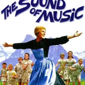 The Sound of Music is listed (or ranked) 3 on the list The Best Musical Love Story Movies