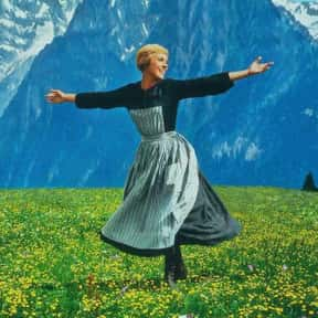 The Sound Of Music is listed (or ranked) 1 on the list The Best Musical Movies Nominated for Best Picture