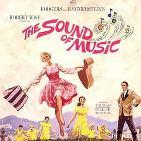 The Sound of Music is listed (or ranked) 16 on the list The Greatest Film Scores of All Time
