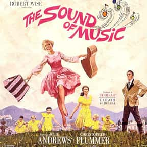 The Sound of Music is listed (or ranked) 2 on the list Musical Movies With the Best Songs