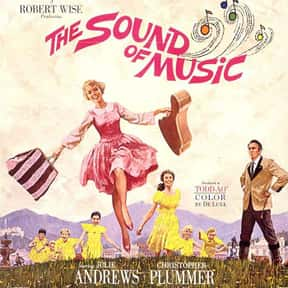 The Sound of Music is listed (or ranked) 19 on the list The Best Movies for Young Girls