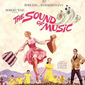 The Sound of Music is listed (or ranked) 19 on the list The Best Movies for Families