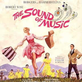 The Sound of Music is listed (or ranked) 4 on the list The Best Movies About Singing