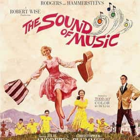 The Sound of Music is listed (or ranked) 1 on the list The Best Movies That Are Super Long