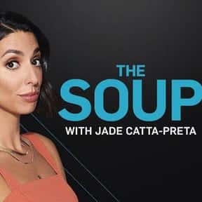 The Soup is listed (or ranked) 10 on the list The Best Current E! Shows