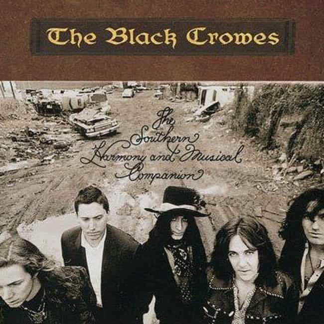 The Southern Harmony and Music... is listed (or ranked) 1 on the list The Best Black Crowes Albums of All Time
