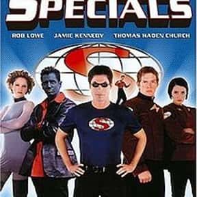 The Specials is listed (or ranked) 14 on the list The Best Thomas Haden Church Movies