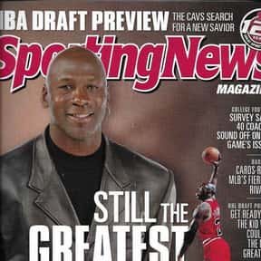 Sporting News is listed (or ranked) 2 on the list The Very Best Sports Magazines, Ranked