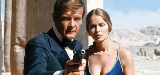 The Spy Who Loved Me is listed (or ranked) 2 on the list The Sexiest Movie Casts from the 70s