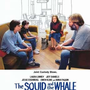 The Squid and the Whale is listed (or ranked) 21 on the list The Very Best Movies About Life After Divorce