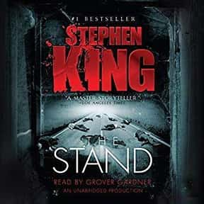 The Stand is listed (or ranked) 1 on the list The Best Stephen King Audiobooks