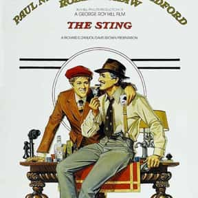 The Sting is listed (or ranked) 7 on the list The Best Movies Roger Ebert Gave Four Stars