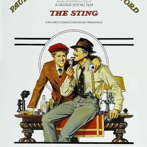 The Sting is listed (or ranked) 1 on the list The Very Best Robert Redford Movies