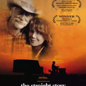 The Straight Story is listed (or ranked) 14 on the list The Best Movies About Iowa