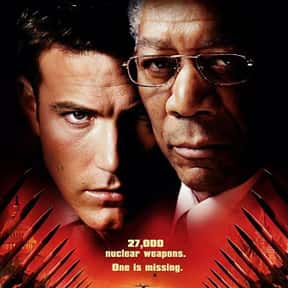 The Sum of All Fears is listed (or ranked) 21 on the list The Best Morgan Freeman Movies
