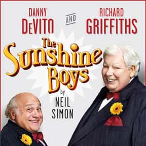 The Sunshine Boys is listed (or ranked) 6 on the list The Best Broadway Plays of the 70s