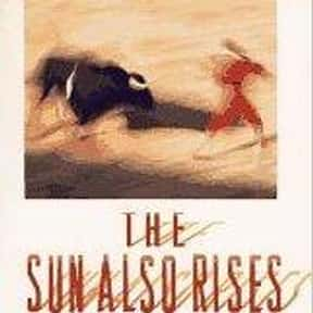 The Sun Also Rises is listed (or ranked) 17 on the list The Greatest American Novels