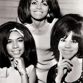 The Supremes is listed (or ranked) 5 on the list The Best Pop Music Trios Of All Time