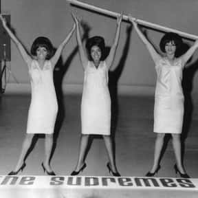 The Supremes is listed (or ranked) 5 on the list The Greatest Pop Groups & Artists of All Time