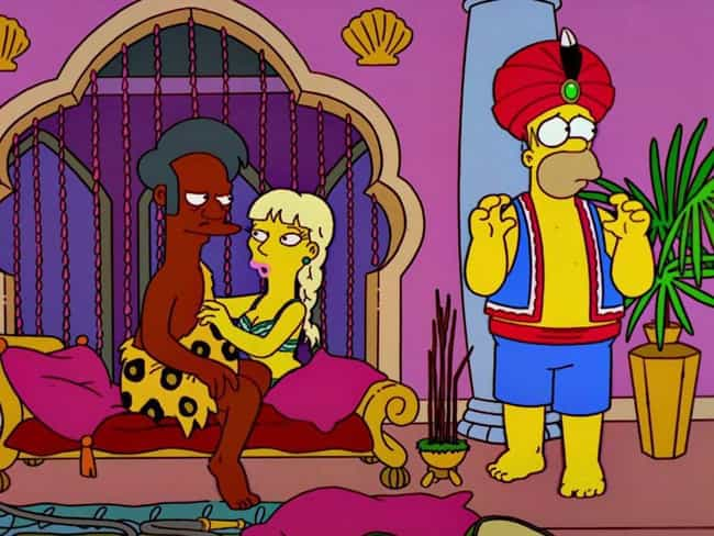 The Sweetest Apu is listed (or ranked) 1 on the list The Best Apu Episodes of 'The Simpsons'