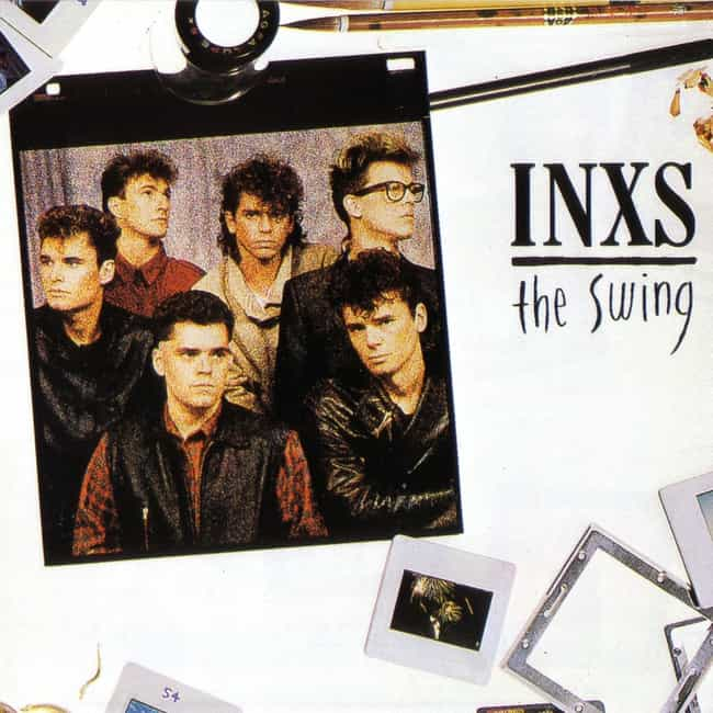 The Swing is listed (or ranked) 3 on the list The Best INXS Albums of All Time