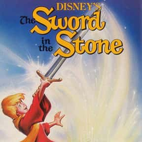 The Sword in the Stone is listed (or ranked) 9 on the list The Best Disney Movies For Boys