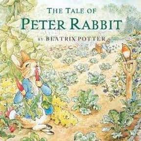 The Tale of Peter Rabbit is listed (or ranked) 24 on the list The Best Selling Books of All Time