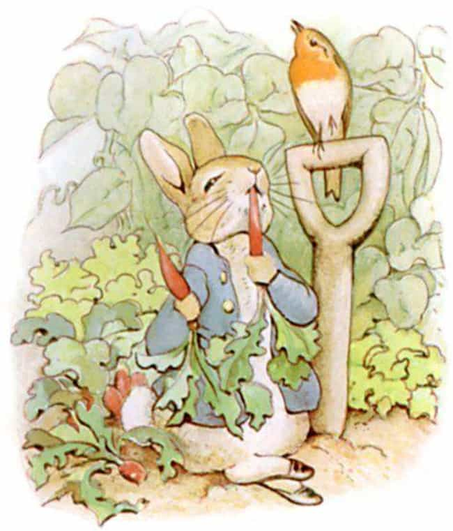 The Tale of Peter Rabbit... is listed (or ranked) 2 on the list Children's Books You Didn't Realize Kids Are Still Reading