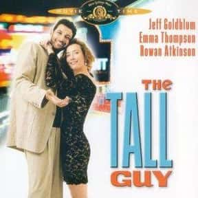 The Tall Guy is listed (or ranked) 19 on the list The Best Rowan Atkinson Movies