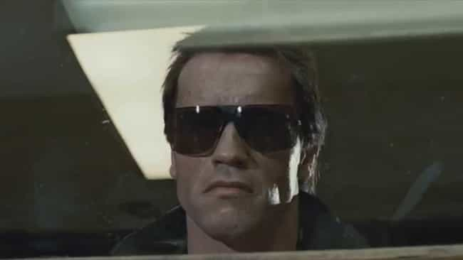 The Terminator is listed (or ranked) 3 on the list The Most Memorable Sci-Fi Movie Quotes