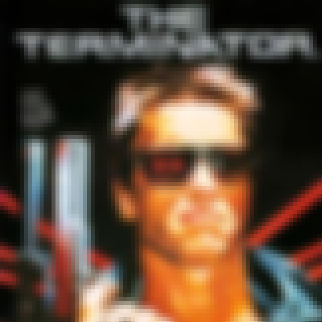 The Terminator is listed (or ranked) 5 on the list The Best Time Travel Movies